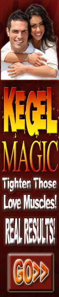 Kegel Magic - Learn how to tighten yourself for ultimate pleasure
